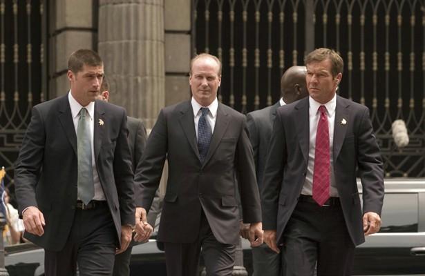 Dennis Quaid,Matthew Fox,William Hurt