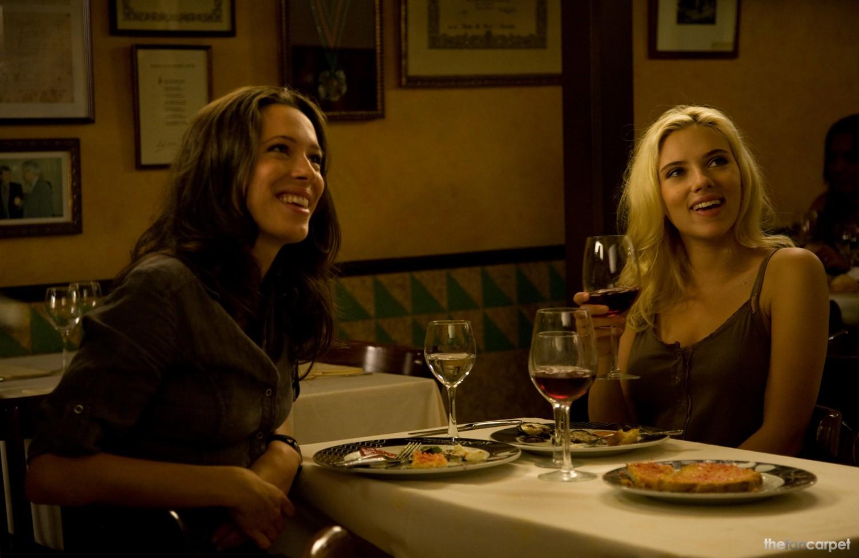 Rebecca Hall,Scarlett Johansson
