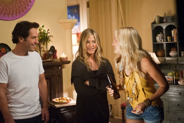 Jennifer Aniston,Malin Akerman,Paul Rudd