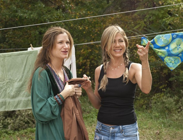 Jennifer Aniston,Kathryn Hahn