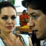 Angelina Jolie,James McAvoy