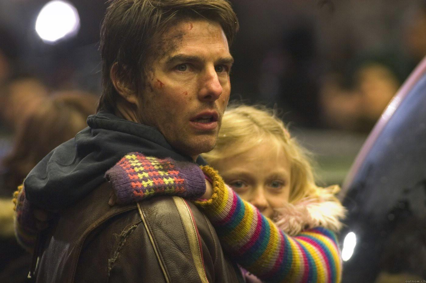 Dakota Fanning,Tom Cruise