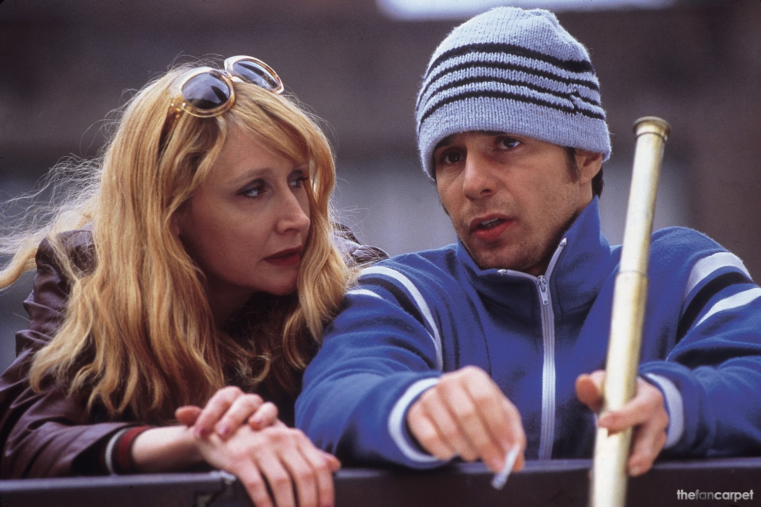 Patricia Clarkson,Sam Rockwell