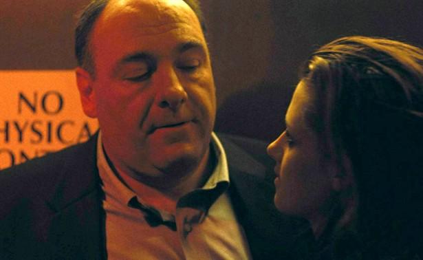 James Gandolfini,Kristen Stewart
