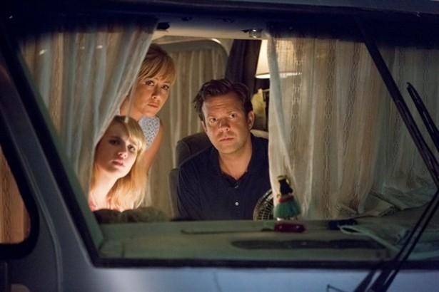Emma Roberts,Jason Sudeikis,Jennifer Aniston
