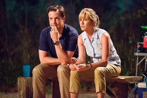 Jason Sudeikis,Jennifer Aniston