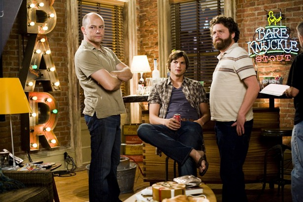 Ashton Kutcher,Rob Corddry