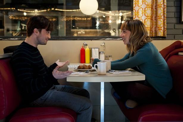 Daniel Radcliffe,Zoe Kazan