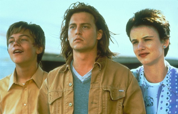 Johnny Depp,Juliette Lewis,Leonardo DiCaprio