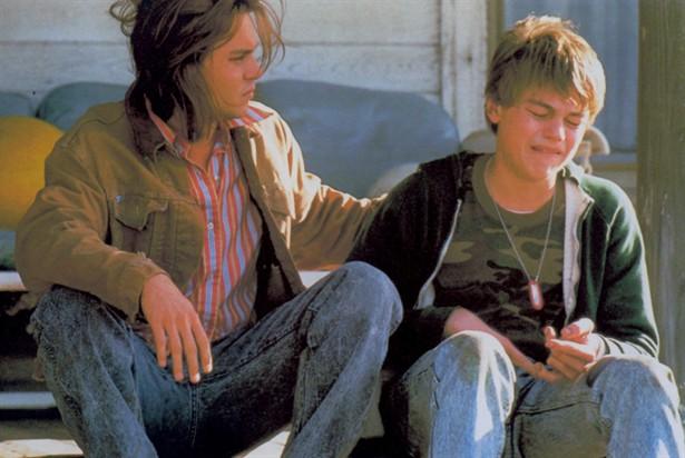 Johnny Depp,Leonardo DiCaprio