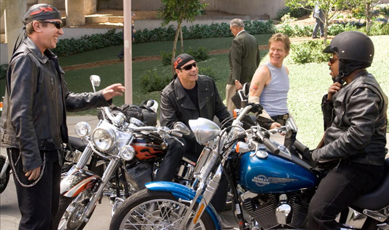 John Travolta,Martin Lawrence,Tim Allen,William H. Macy