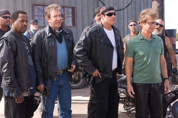 John Travolta,Martin Lawrence,Tim Allen,William H. Macy