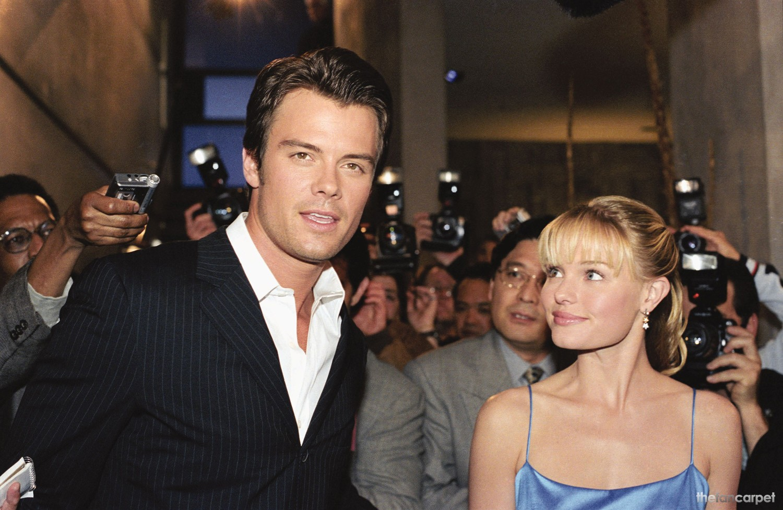 Josh Duhamel,Kate Bosworth
