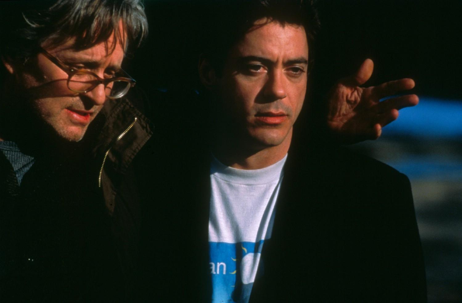 Michael Douglas,Robert Downey Jr.
