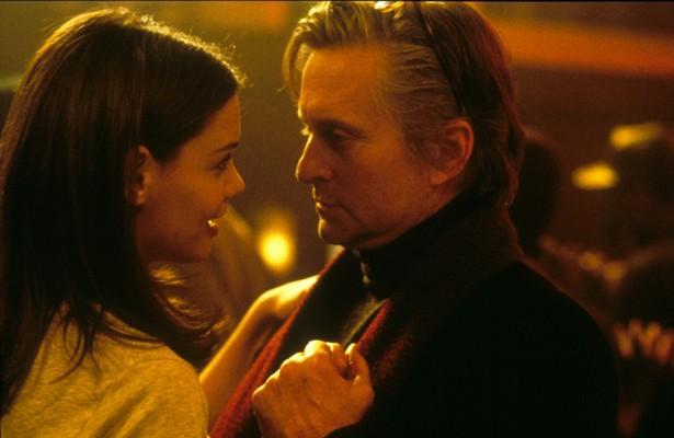 Katie Holmes,Michael Douglas