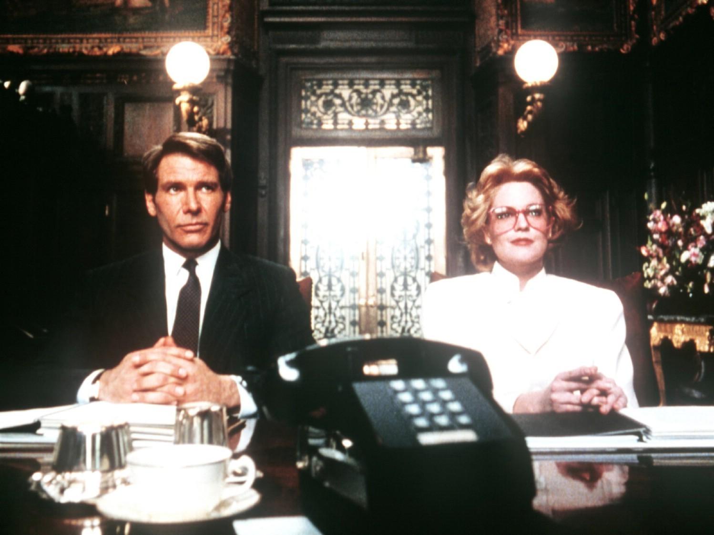 Harrison Ford,Melanie Griffith