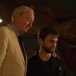 Michael Caine, Daniel Radcliffe