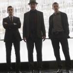 Jesse Eisenberg, Dave Franco, Woody Harrelson