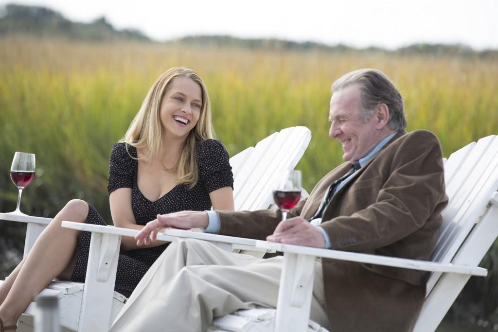 Tom Wilkinson, Teresa Palmer