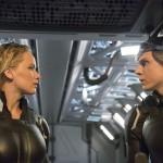 Jennifer Lawrence, Evan Peters