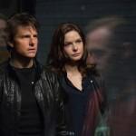 Tom Cruise, Rebecca Ferguson