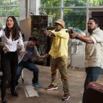 O'Shea 'Ice Cube' Jackson, Olivia Munn, Kevin Hart, Ken Jeong