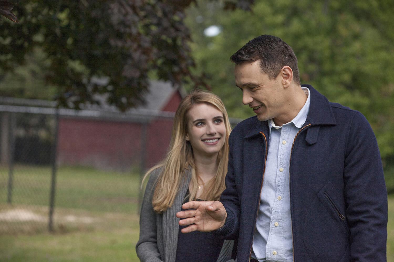 James Franco, Emma Roberts