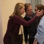 Brie Larson, Joan Allen, William H. Macy