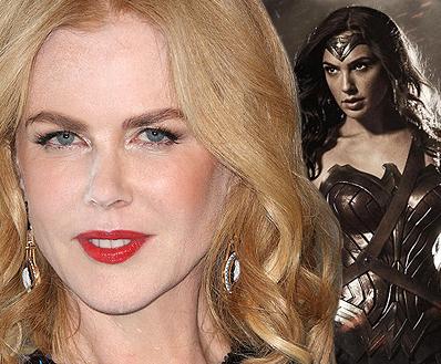 Nicole Kidman in Talks to Join Gal Gadot in DCs Wonder Woman