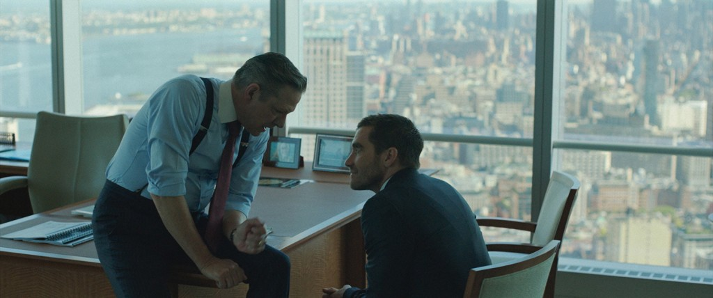 Jake Gyllenhaal, Chris Cooper