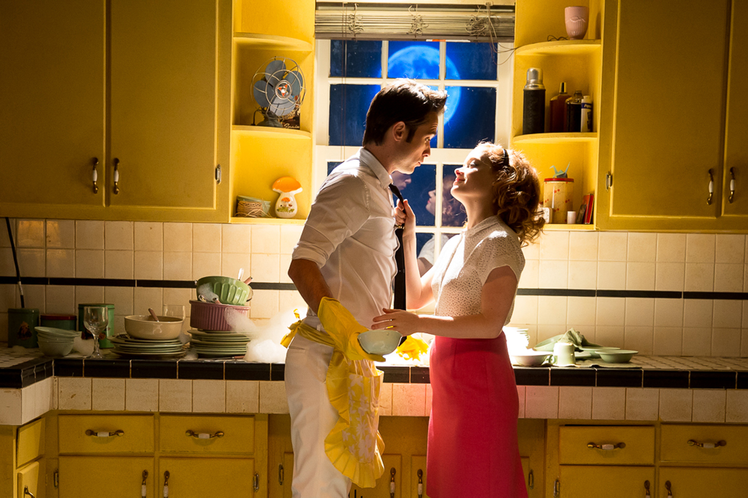 Jane Levy, Justin Chatwin