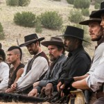 Denzel Washington, Chris Pratt, Ethan Hawke, Vincent D Onofrio, Byung-hun Lee