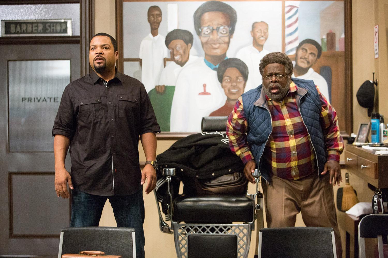 O'Shea 'Ice Cube' Jackson, Cedric 'the Entertainer' Kyles