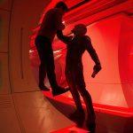 Chris Pine, Idris Elba