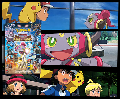 Pokemon Hoopa And The Clash Of Ages Own It On Dvd Today Pokemon A Journey Through The Ages The Fan Carpet