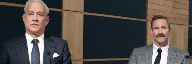 Tom Hanks, Aaron Eckhart