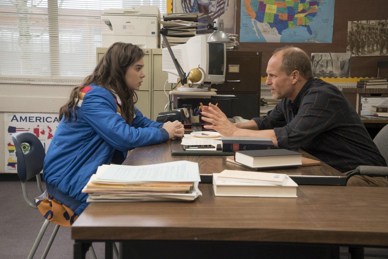 Hailee Steinfeld, Woody Harrelson