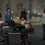Scott Eastwood, Chris 'Ludacris' Bridges, Tyrese Gibson, Dwayne 'The Rock' Johnson, Michelle Rodriguez