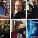 Listen Now: Ghost In The Shell & Iron Fist Review and Matt Returns – Episode 24 of The Deleted Scene Podcast with Kristian