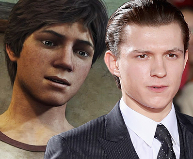 From Popular Game Franchise To The Screen Tom Holland Is Nathan