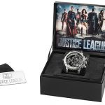 ALL IN: Police Joins with WatchShop.com to Bring You Limited Edition Justice League Watch Ahead of JUSTICE LEAGUE Release