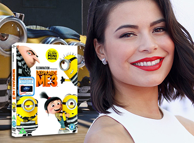 Being Margo A Conversation With Miranda Cosgrove For Despicable Me 3 The Fan Carpet