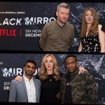 Charlie Brooker and Annabel Jones Attend the Special Screening of Netflix's Original Series BLACK MIRROR Season 4