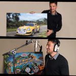 """Entertainer Peter Andre Announced as Australian Rally Car """"Ace"""", in THOMAS & FRIENDS"""" BIG WORLD BIG ADVENTURES! THE MOVIE"""