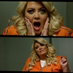Queen of Memes Gemma Collins Drops By Litchfield Prison Ahead Of the Debut of ORANGE IS THE NEW BLACK SEASON 6 on Netflix