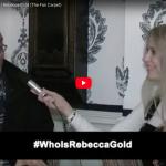 EXCLUSIVE Interview: Ian David Diaz | Rebecca Gold