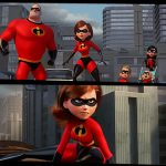 It's Been Too Long, Dahlings: INCREDIBLES 2 stretches its lead for a second week at the top of the Official Film Chart