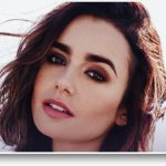 Lily Collins @ Lily Collins Brazil