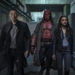 David Harbour, Sasha Lane, Daniel Dae Kim