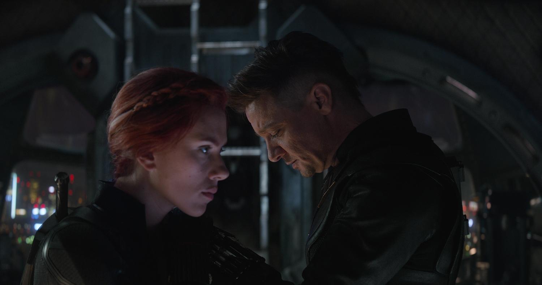 Jeremy Renner, Scarlett Johansson
